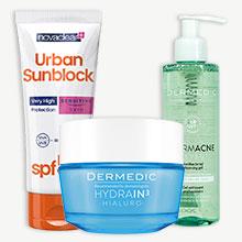 Dry & Sensitive Skin Care