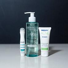 Oily & Acne skin care